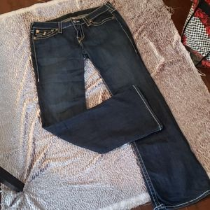 True religion jeans Lady